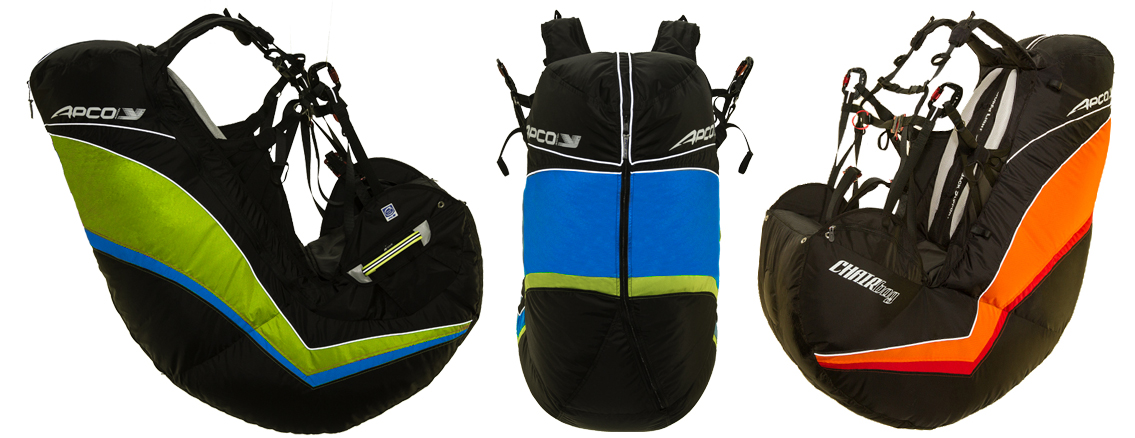 ChairBag Integral V - convertible Harness/Backpack