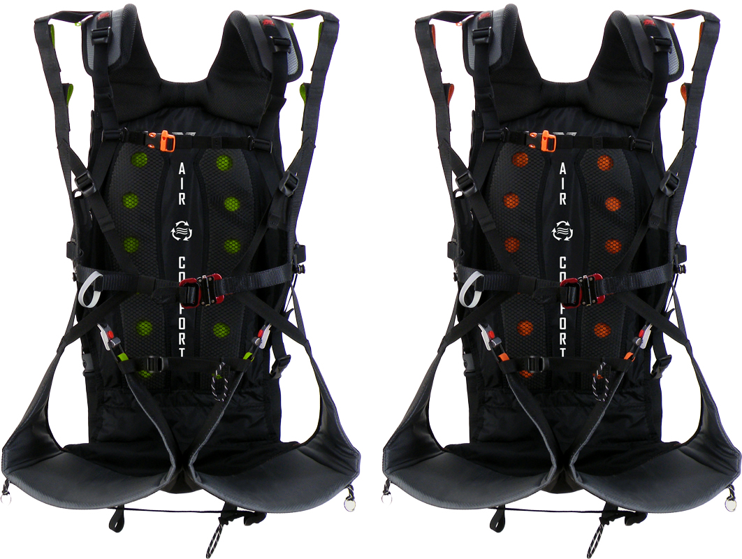 SLT PM Split-legs High Hook-In harness